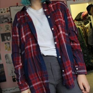 Mossimo Supply Co. Tops - ❤️💙🤍Red, white, and blue Flannel